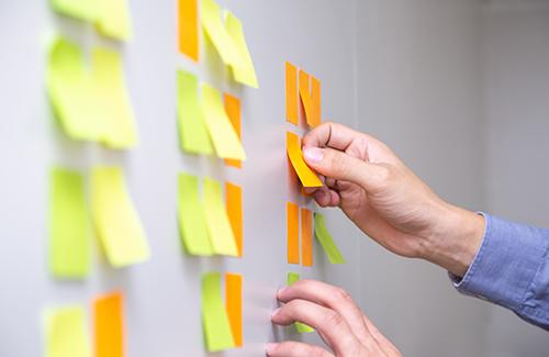 Lean Idea Board