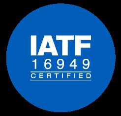 IATF 16949 Certified
